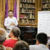 Interviu cu dr. Arsen Arzumanyan / ''Ador limba mea maternă și cred că în procesul de învățare al oricărei limbi contează enorm dorința puternică a fiecărui cursant''