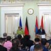 CONFERINȚĂ de PRESĂ / Pozițiile exprimate de Pașinian și Merkel asupra relațiilor bilaterale armeano-germane și ale agendei regionale coincid