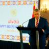 Interviu cu Excelența Sa, Ambasadorul extraordinar și plenipotențiar al Republicii Armenia în România, Sergey Minasyan cu ocazia Zilei Naționale a Armeniei