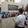 """EREVAN / Expoziție foto """"Ochii locuitorilor din Erevan"""""""