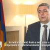 DIGI 24 / Interviu cu E.S. Sergey Minasyan la emisiunea Pașaport diplomatic