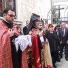 BURGAS (BULGARIA) / Inaugurarea de către P.S. Episcop Datev Hagopian, Întâistătătorul Eparhiei Armene din România a Muzeului VAZGEN I