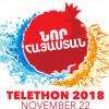 Apelul reprezentantului național al Fondului Armenia în România prilejuit de emisiunea Teledon din 22 noiembrie 2018