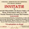 INVITAȚIE / Festivalul Minorităților la Roman – Ediția a III-a