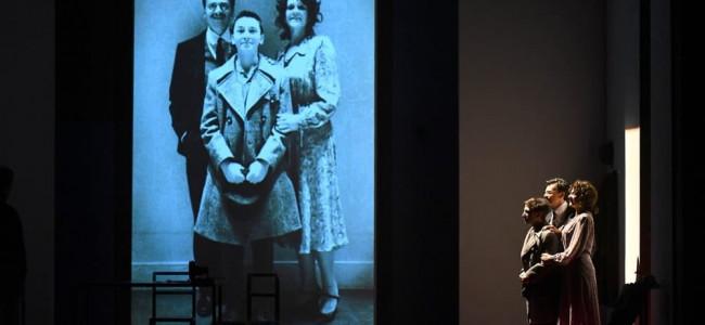 """ITALIA-BARI / Prezentarea piesei """"Una bestia sulla luna""""  sau o poveste armenească despre forța voinței"""