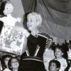 """Daniela Anencov, """"mama"""" lui Așchiuță, a împlinit vârsta de 77 de ani. Are nepoți pe două continente"""