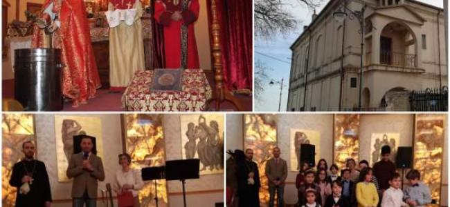 Zi de mare bucurie pentru armenii din Constanța