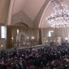 Slujba de Crăciun de la Catedrala Sfântul Grigore Luminătorul din Erevan
