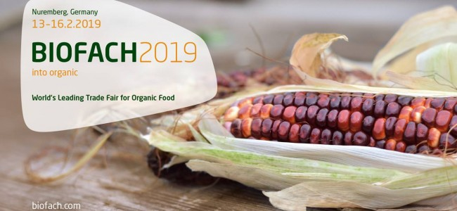 """BIOFACH 2019 / """"Agricultura Ecologică în România și Armenia – Orizonturi 2020"""""""