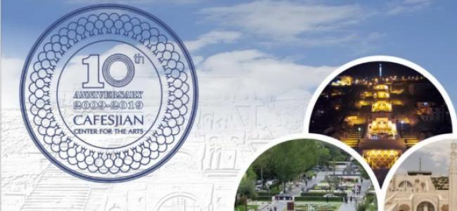 """EREVAN / Centrul Cafesian al Artelor anunță deschiderea, pe 1 martie 2019, a Expoziției """"Istoria Cascadei"""", la Galeria  David din Sasun"""