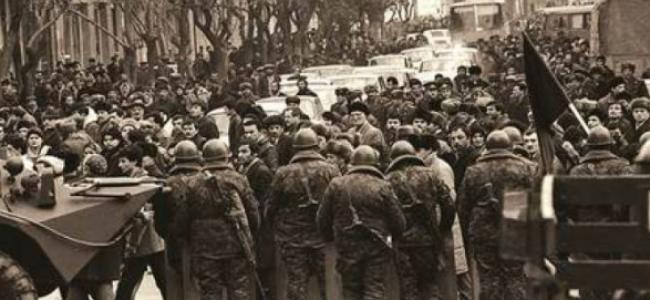 27 februarie 1988 / Pogromul de la Sumgait – începutul persecuțiilor și masacrelor împotriva armenilor în Azerbaidjan