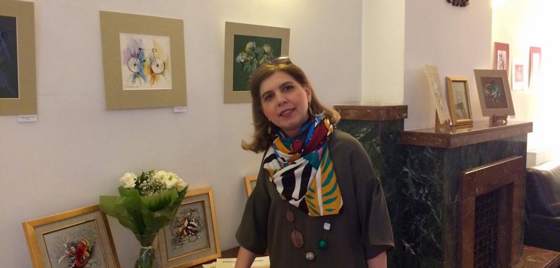 """INTERVIU / Hripsime Margaryan: """"În Armenia întotdeauna a existat dragoste și interes față de artă"""""""