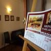 BUCUREȘTI / Vernisajul expoziției pictoriței Hripsime Margaryan la Ambasada Armeniei