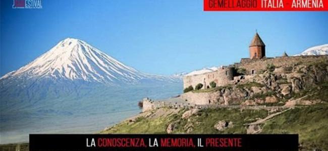 ITALIA / Cunoaștere, Memorie, Prezent – Festival de film dedicat Armeniei