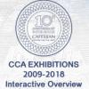 """EREVAN / Centrul de Arte Cafesjian anunță deschiderea, la Eagle Gallery, a expoziției """"CCA 2009-2018: Prezentare interactivă"""""""
