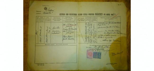 RESTITUIRI / Armenii în registrele de stare civilă din București (1865-1914)