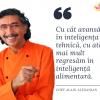 BUCUREȘTI / Chef Alain Alexanian a fost prezent la Salonul de Gastronomie