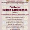 CLUJ / Festivalul CURTEA ARMENEASCĂ – ediția I –