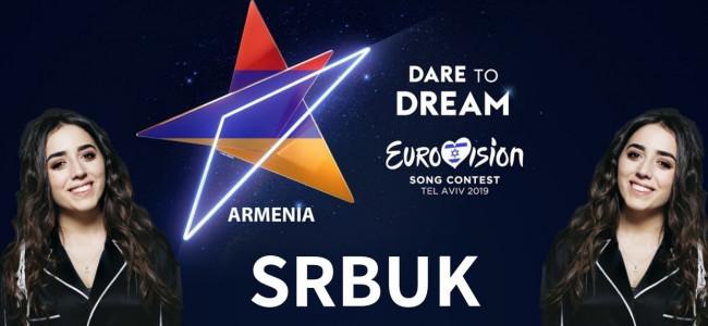 EUROVISION 2019 / Reprezentanta Armeniei, SRBUK, concurează în a doua semifinală ( joi 16 mai)