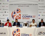 ARȚAKH / ConIFA 2019,  competiție mai puțin obișnuită