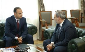 ARMENIA / Prim-ministrul  Nikol Pashinyan l-a primit pe Zareh Sinanyan, noul Comisar General pentru Afaceri  cu Diaspora