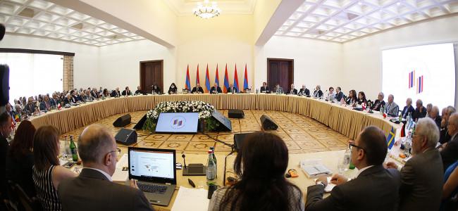 ARMENIA / Fundația Hayasdan nu ar trebui să fie asociată cu o structură de strângere de fonduri