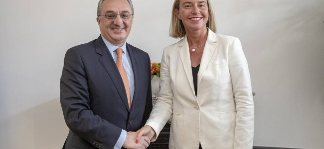 COOPERARE / Europa dorește să mărească  ajutorul economic acordat Armeniei