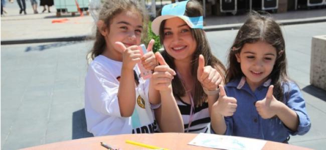 EREVAN / Ziua Internațională a Protecției Copilului la Centrul pentru Arte Cafesjian