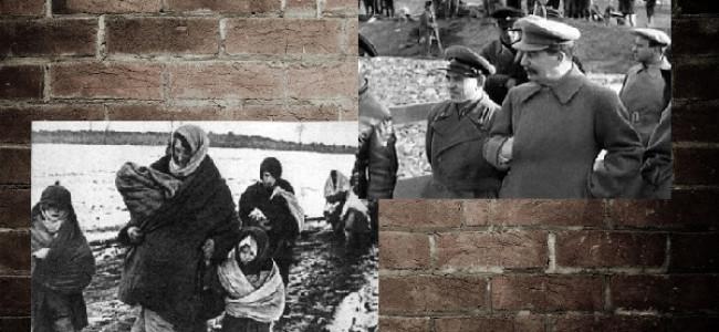 PAGINI  UITATE ALE ISTORIEI / CUM AU FOST DEPORTAȚI ARMENII DIN CRIMEEA