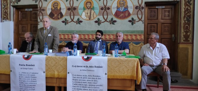 Conferință dedicată lui Nicolae Iorga la Câmpulung-Muscel