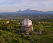 ARMENIA / La Observatorul astronomic de la Byurakan au fost sărbătoriți cei 50 de ani de la aselenizare