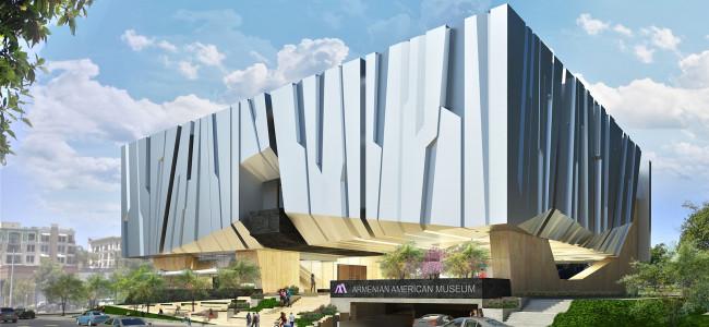 LOS ANGELES / Statul California va oferi un ajutor suplimentar de 5 milioane de dolari pentru construcția viitorului Muzeu Armean din Glendale
