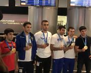 Jocuri Europene – Minsk 2019 / Armenia a câștigat 11 medalii