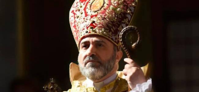 Mesajul Preasfinției Sale Episcop Datev Hagopian, Ȋntâistătătorul Eparhiei Armene din România adresat tuturor credincioșilor