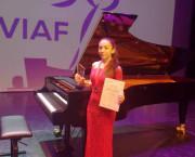 Pianista Laura Galstyan a obținut Premiul I la Viena