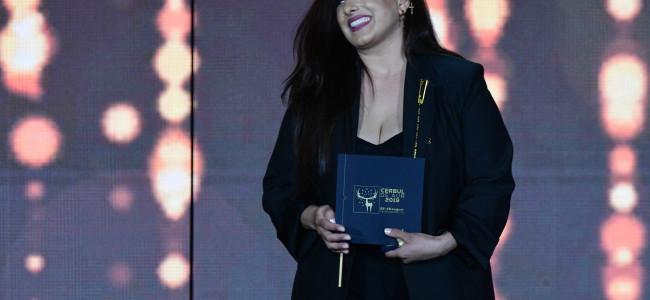 Syuzanna Melqonyan – Premiul Presei la Festivalul Internațional Cerbul de Aur 2019