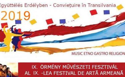 Gheorgheni / A IX-a ediție a Festivalului de Artă Armenească