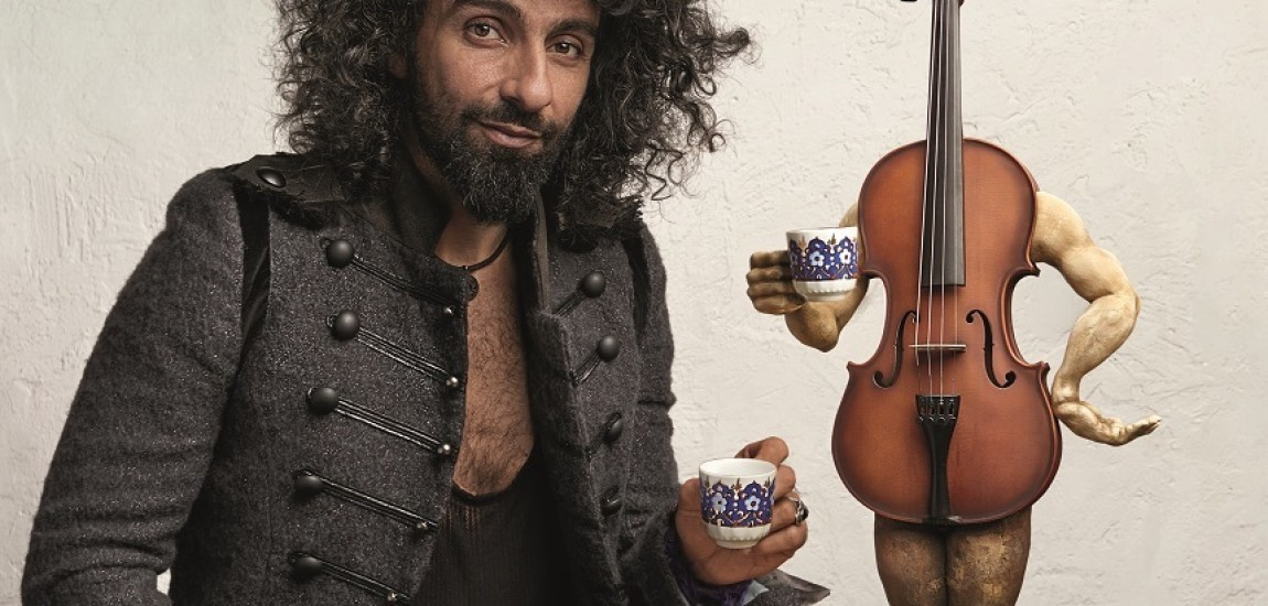 CALENDAR / Pe 14 septembrie 1968 s-a născut violonistul Ara Malikian