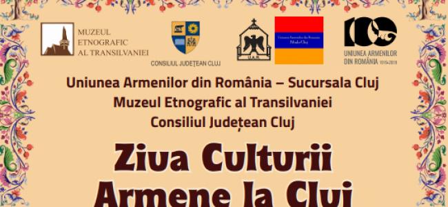 CLUJ / ZIUA CULTURII ARMENE