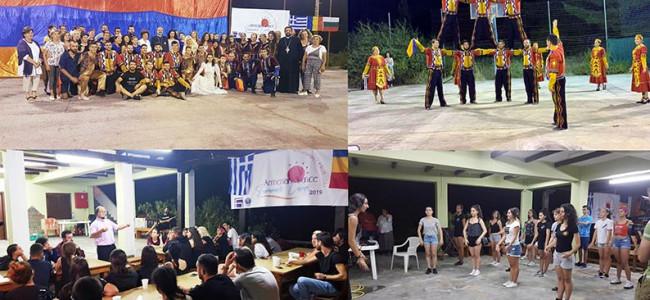 """GRECIA / Trupa de dans """"Vartavar"""" în tabăra de vară de la Halkidiki"""
