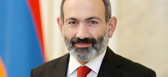Mesajul premierului Republicii Armenia, Nikol Pașinian, cu ocazia adoptării legii privind instituirea datei de 12 octombrie drept Zi a limbii, alfabetului și culturii armene