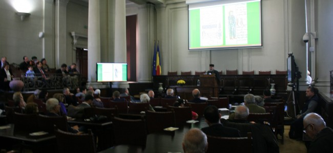 Cuvântul PS Episcop Datev Hagopian rostit în Aula                                                                                                                Academiei Române                                                                                                                   cu prilejul Zilei  Limbii, Alfabetului și Culturii Armene