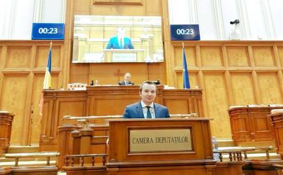 PARLAMENTUL ROMÂNIEI / Cuvântul deputatului Andrei  Daniel  Gheorghe (PNL) la dezbaterea Proiectului de Lege privind instituirea zilei de 12 Octombrie – Ziua limbii, alfabetului şi culturii armene  ( 24 septembrie)