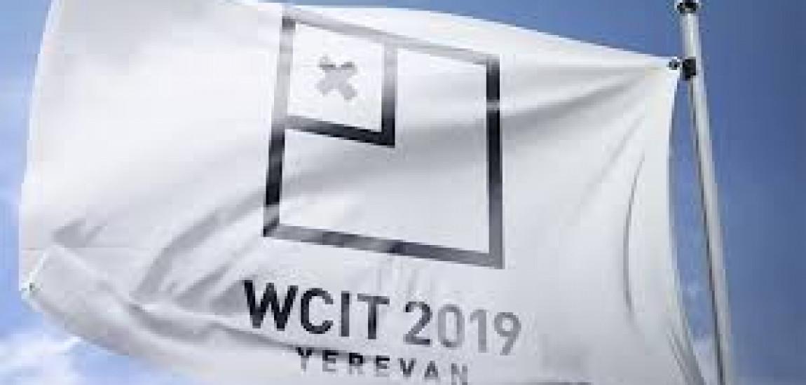 EREVAN / World Congress On Information Technology   October 6-9