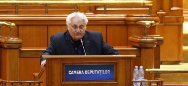 PARLAMENTUL ROMÂNIEI / Cuvântul deputatului Nicolae Bacalbașa (PSD) …