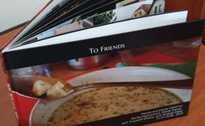 "DIASPORA / ""To Friends"" de la conaționalii din Polonia"