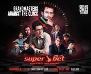 """ȘAH / Marele  maestru internațional Levon Aronian vine la """"Superbet  Rapid & Blitz 2019"""" de la București"""