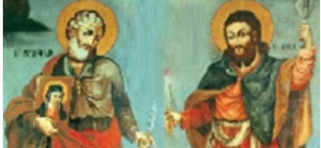 CREDINȚĂ / Sfinții Apostoli Tadeu și Bartolomeu, Apostolii Armenilor