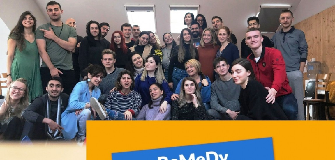GEORGIA / Tinerii sunt gata să medieze