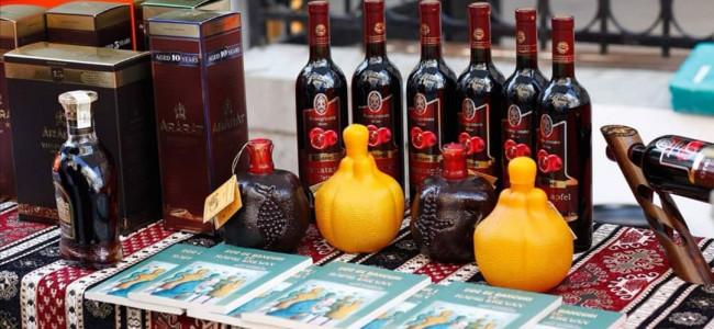 ARMENIA / Exportul de vinuri de fructe a crescut cu 75%